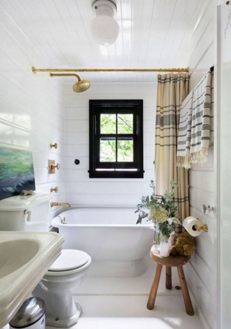 99 Small Bathroom Tub Shower Combo Remodeling Ideas (3)