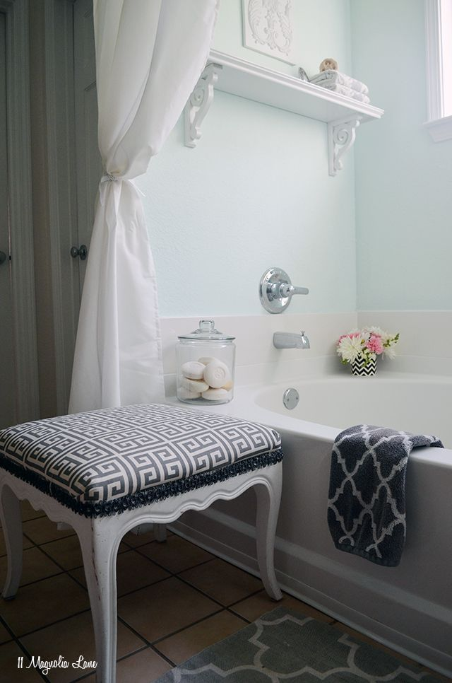 118 best images about bath on pinterest for Romantic master bathroom
