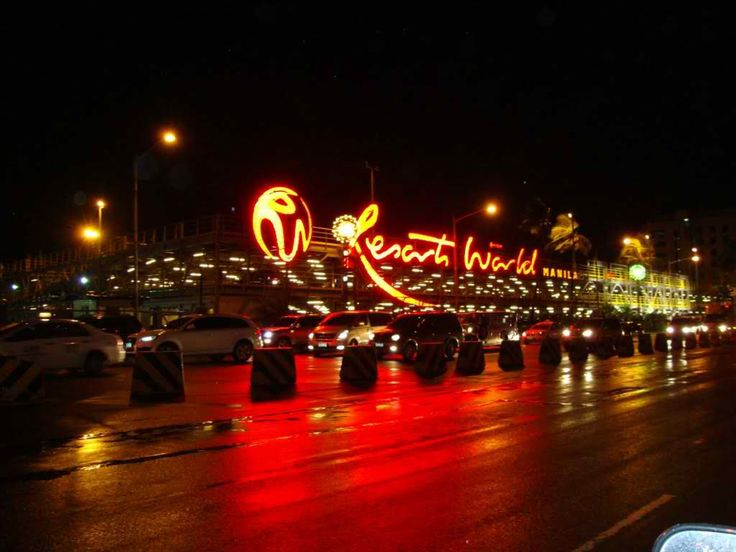 Resorts World Manila in Pasay, Pasay City