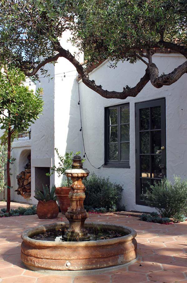 Stunning Spanish Colonial Home in Los Feliz Hills, California