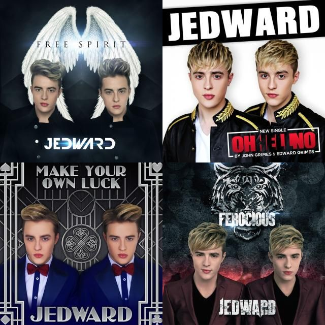 written by Jedward on Spotify