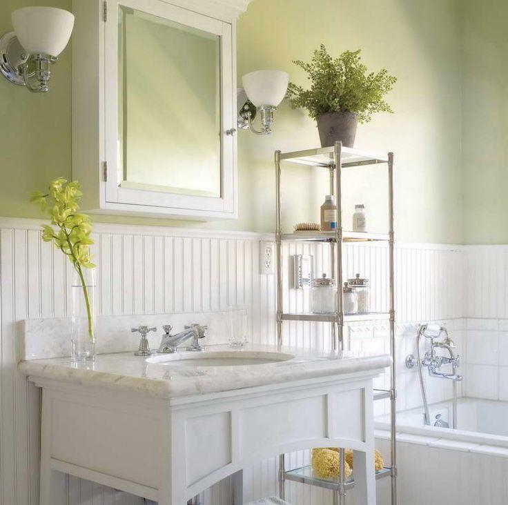 Paint Colors, Bead Board Bathroom And Vanities