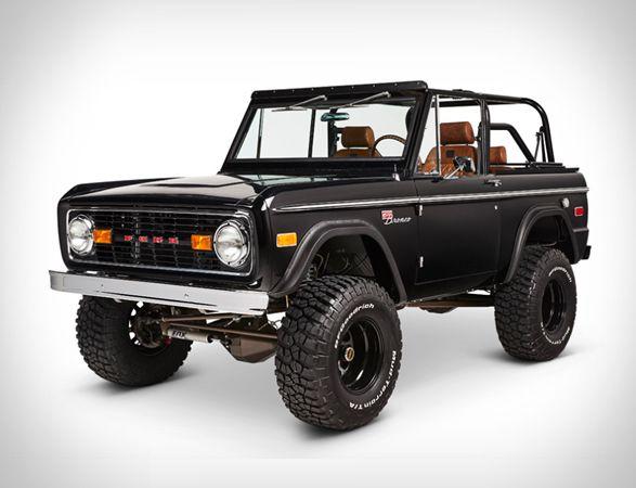 Ford Bronco Aspen Pickup Trucks Classic Ford Broncos Classic