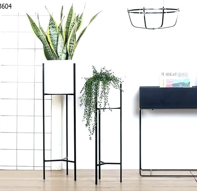 Modern Indoor Planters Modern Plant Stands Indoor Indoor Planters Concrete Planter Pot With Modern Plant Plant Stand Indoor Indoor Planters Modern Plant Stand