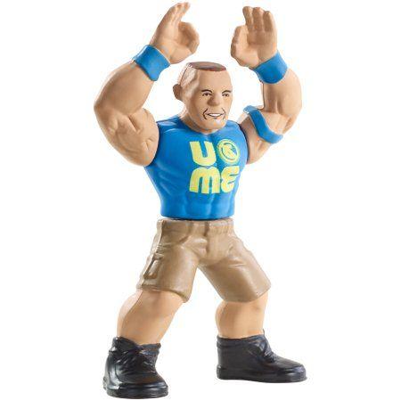WWE Mini John Cen Figure