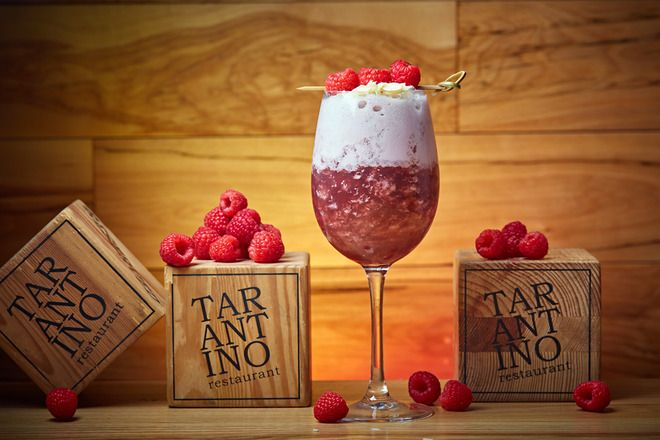 """Almond Kiss от """"Тарантино"""". Обзор напитков из меню столичных ресторанов"""