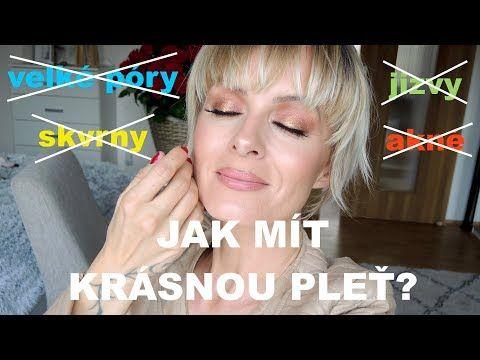 JAK MÍT JEMNOU ČISTOU PLEŤ | TIPY BEAUTY BY KATTY - YouTube