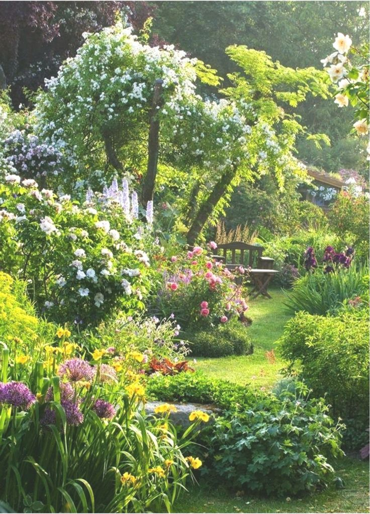 Saving Budget For Your Best DIY English Garden (4