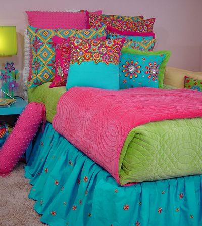 Bright and fun for teen girl