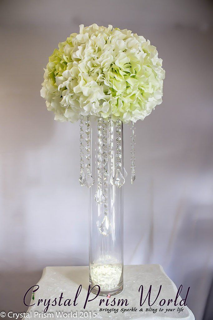 We are always looking for ways to showcase our wedding crystals and what better way to do that than to...