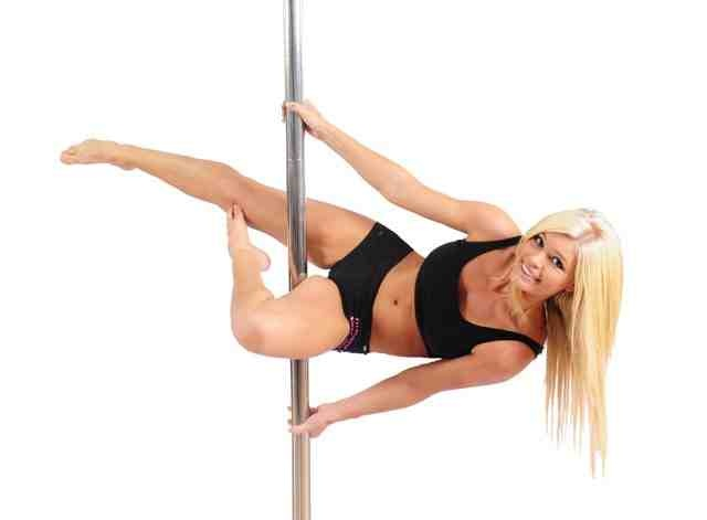 how to start pole dancing
