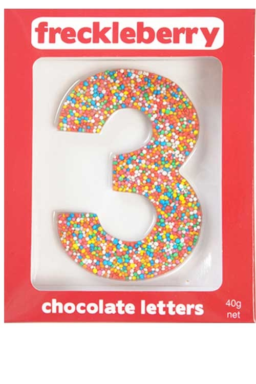 Freckleberry Choc Freckle Number  With Images