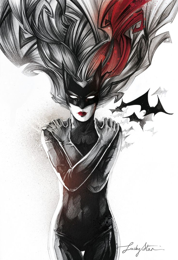 Batwoman - by Lucky Star