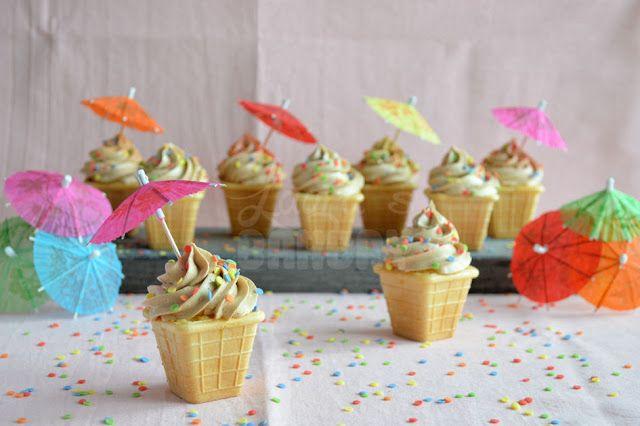 ijs cupcakes