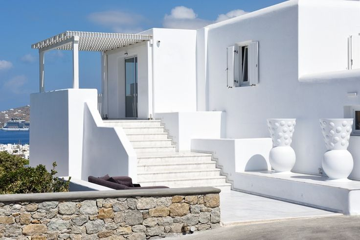 Few places better capture this pristine beauty and Mykonos' sense of timelessness than Myconian Kyma.