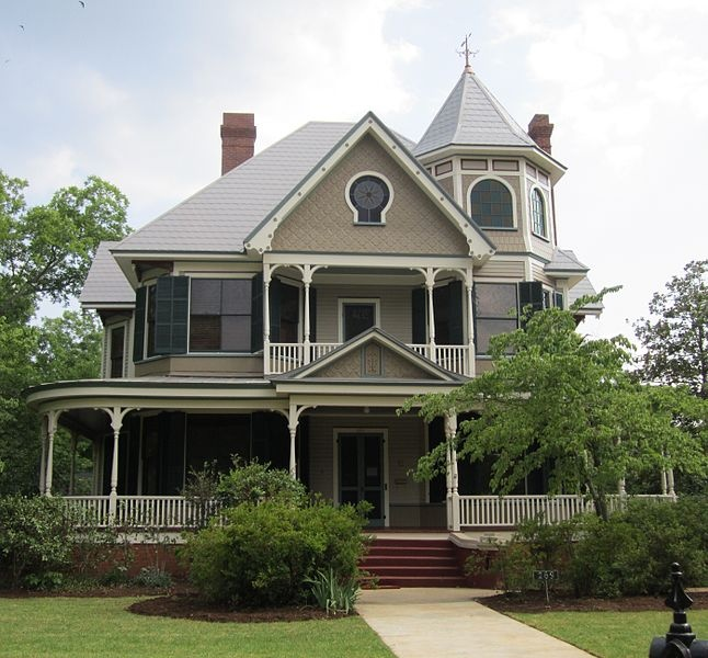 Irwin House In Historic Hampton Heights 1885 In