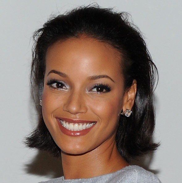 Selita Ebanks. She's amazingly gorgeous.