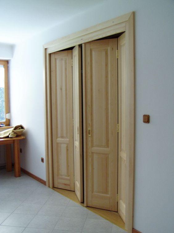 Fából készült beltéri ajtók