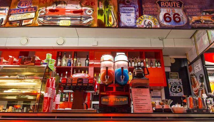 Vanhan Heinolantien varresta saa maukkaita burgereita, jotka hakkaavat sieluttomat ketjuravintolat mennen tullen.