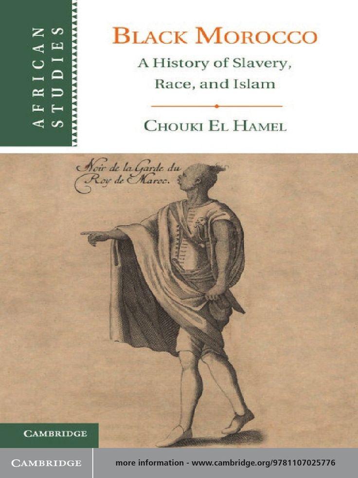 [Chouki El Hamel] Black Morocco a History of Slav(BookZZ.org)
