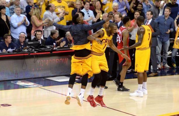 Cleveland Cavaliers Reach 2015 NBA Finals With Sweep of Atlanta Hawks - I4U News
