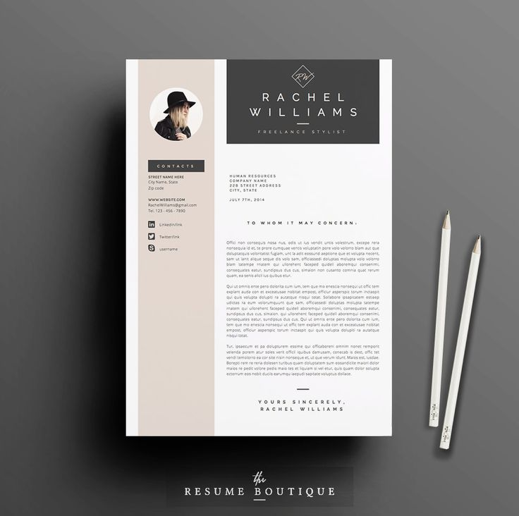 25 best ideas about Curriculum vitae word – Que Es Una Cover Letter