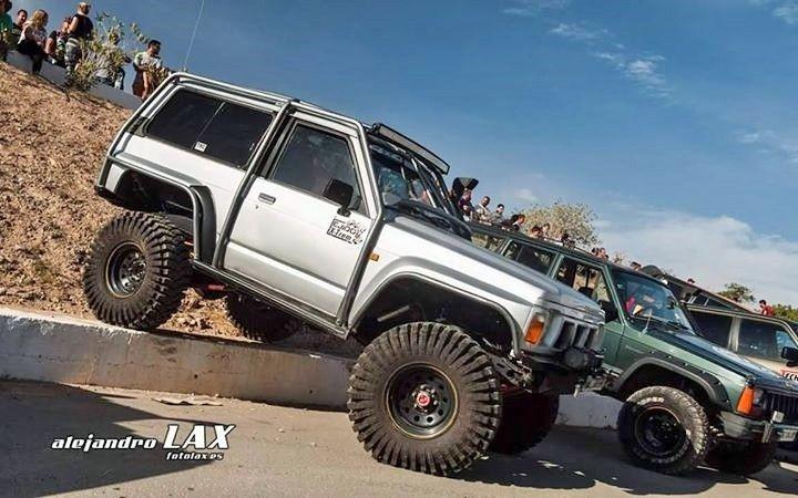 """Nissan Patrol Gr Y60 MAXXIS 37"""""""