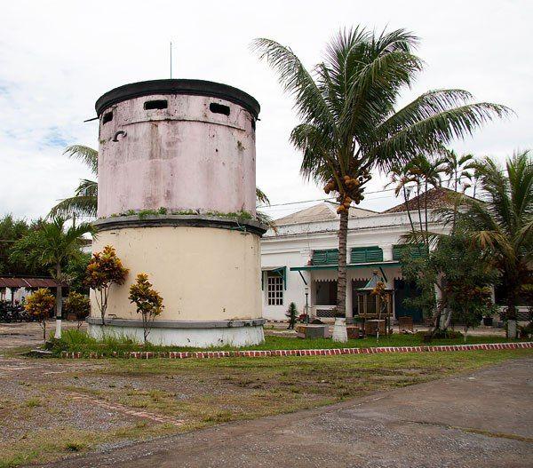 Benteng Willem Ambarawa, Indonesia