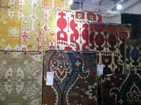@Tracy Porter~ Poetic Wanderlust Rugs In Our @Las Vegas Market At WMCLV  Showroom