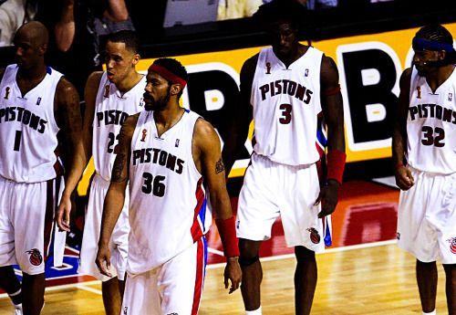 Detroit Pistons 2004 Nba Finals In 2020 Nba Fashion 2004 Nba Finals Nba Finals