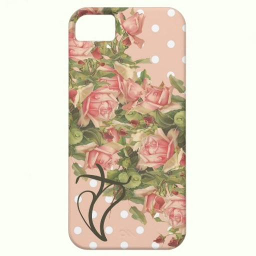 Klein Roses Christian iPhone 5 Case-Pink Dots by Light of Mine Christian Gifts & Apparel