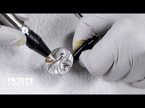 Metal Clay Artist - Valerie Bealle | Video | Wizard Rechargeable Gold Plating Pen