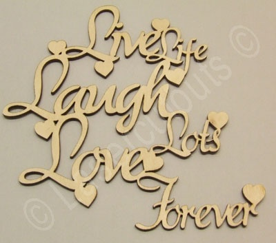 a really popular quote in a range of sizes