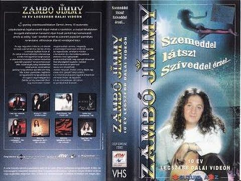 Zámbó Jimmy - 10 év legszebb dalai (VHS 1997)