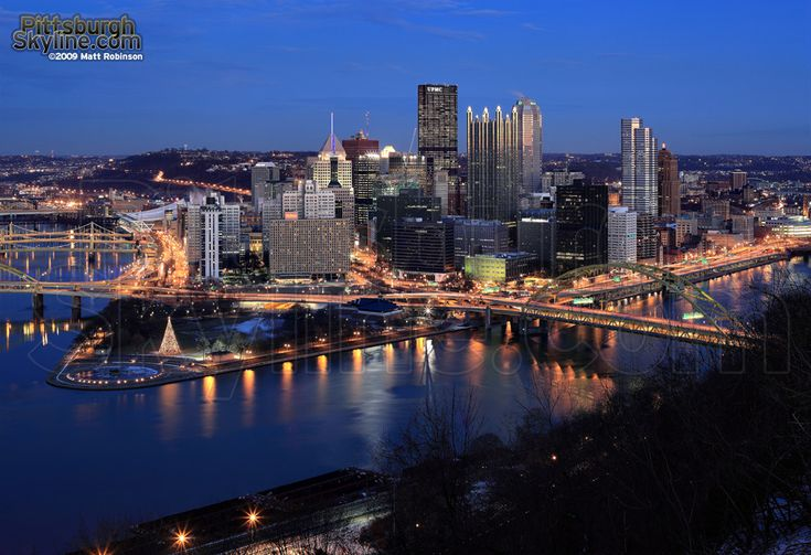 I love Pittsburgh.  I miss living in downtown sometimes