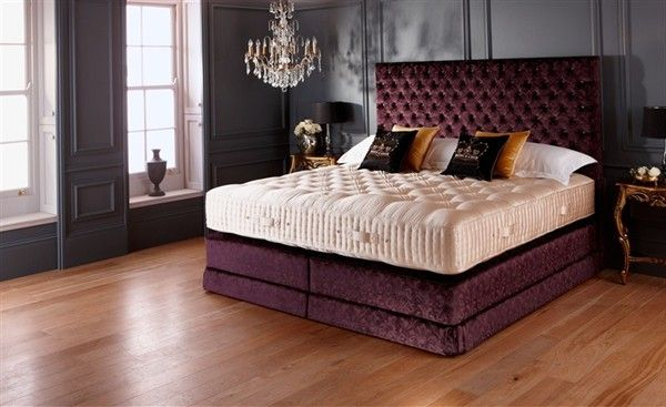 Vi-Spring Diamond Jubilee Limited Edition bed comes to Hong Kong