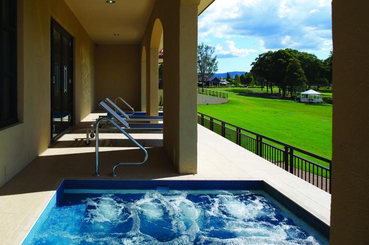 Day Spa   #ChateauElan #Hunter Valley #TheVintage #Australia #Luxury #5Star #Hotel #Resort