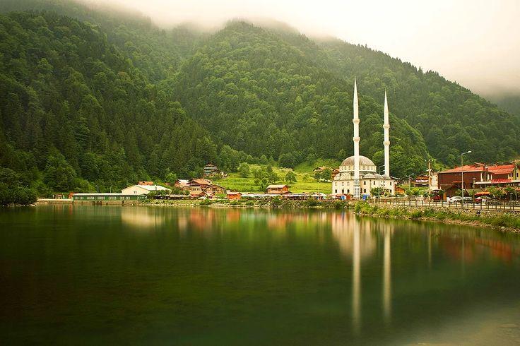 Uzungöl, Çaykara/Trabzon Yine en meşhur turistik bölgelerimizden biri olan Uzungöl bir yayla olmasa da bu listede adı anılmalıydı. Koruma statülerine sahip bu bölgede yeşilin her tonunu bulmak mümkün. Ayrıca vahşi hayvan fotoğrafçılığı yapanlar için vazgeçilmez ortamlardan biri. Her ne kadar son yıllarda doğallığı bozulsa da daha fazla bozulmadan görmekte yarar var.
