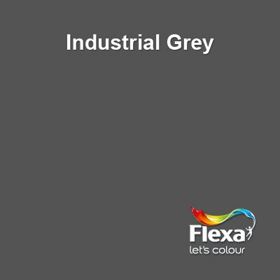 Flexa Creations kleur: Industrial Grey