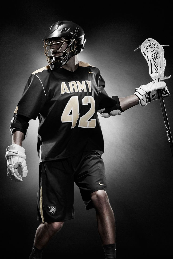 2015 Army West Point uniforms by Nike - Men's Lacrosse