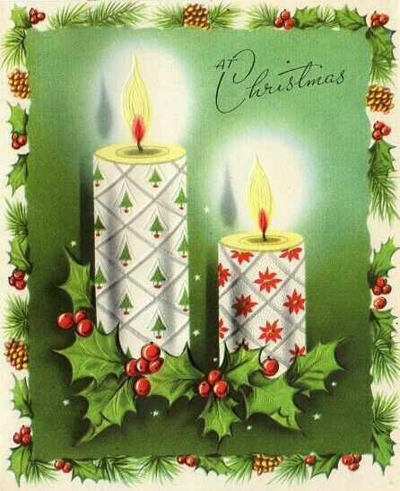 311 best Christmas: Candles & Lanterns images on Pinterest ...
