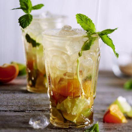 Mandarinen-Mojito Rezept