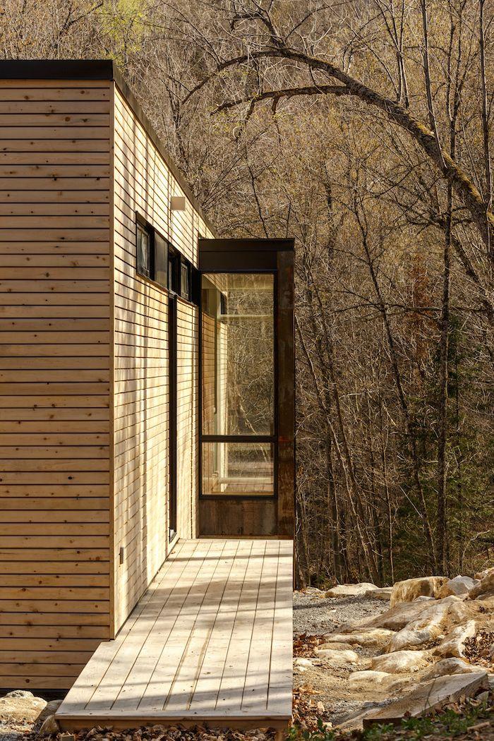 311 best Maison images on Pinterest Fire places, Homes and Living - tva construction maison neuve