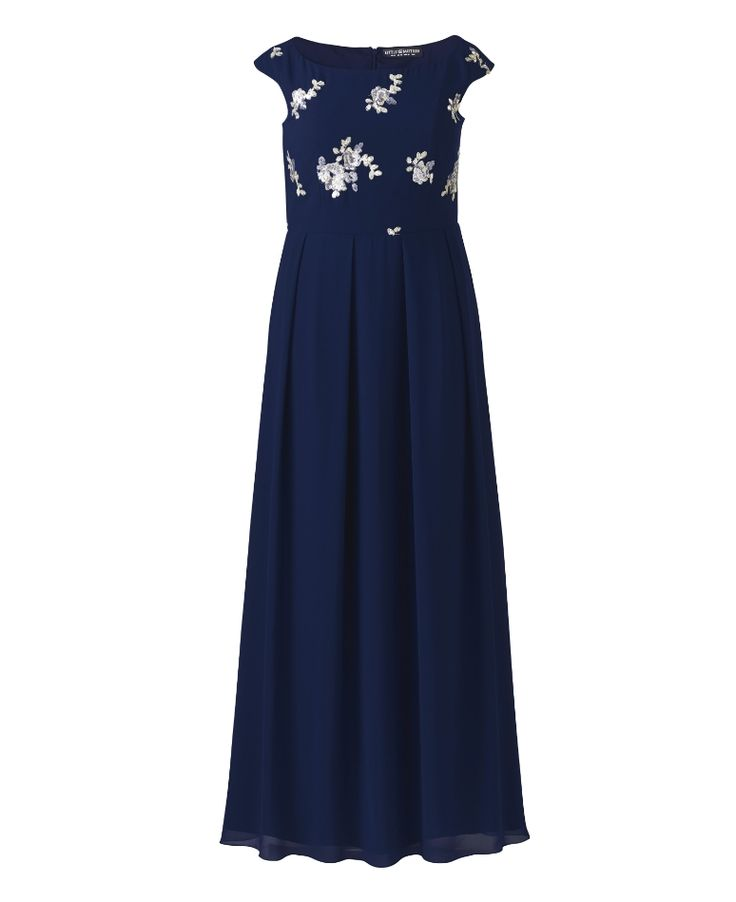 """""""Little Mistress"""" Little Mistress Embellished Maxi Dress at Simply Be"""