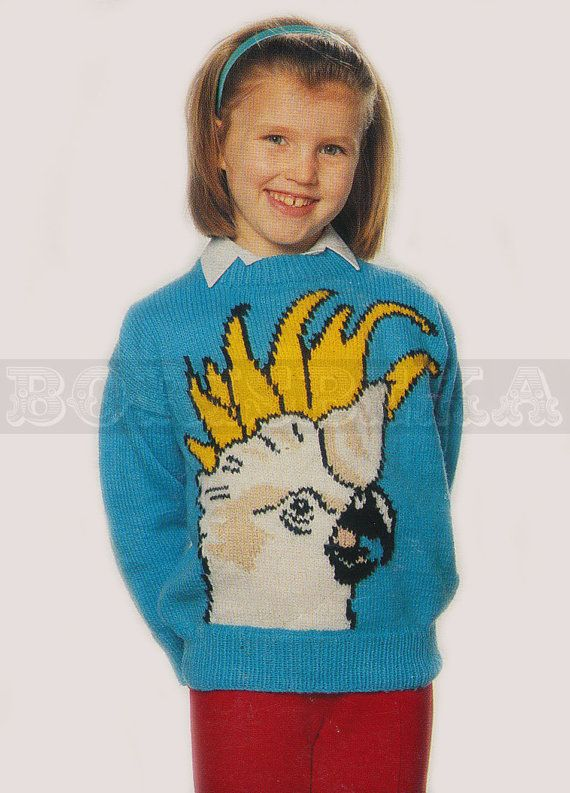Knitting Pattern Toy Jumper : 17 Best images about Cockatoos on Pinterest Knitting ...