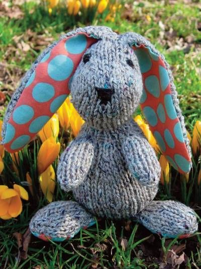 32 best free rowan patterns home images on pinterest free edmund the easter bunny free knitting pattern by jemma weston negle Gallery