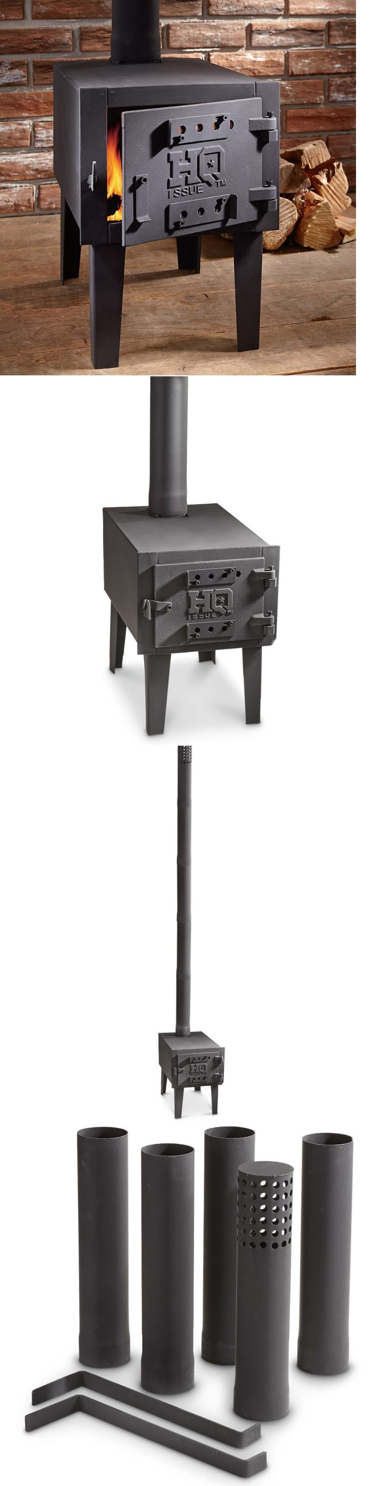 Outstanding recommended small wood burning stoves - Camping Stoves 181386 Wood Burning Stove Fireplace Fire Small Pipe Burner Outdoor Heater Camping Gear