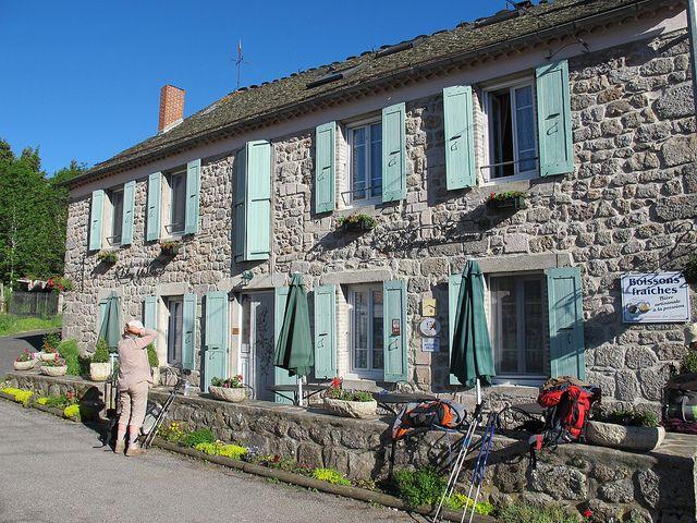 Chemin de Stevenson, GR 70 - Refuge du Moure, Cheylard-l'Evêque