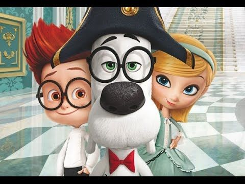 'Mr. Peabody .&. Sherman' | Kids...