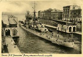 R. I. FIUME a Taranto